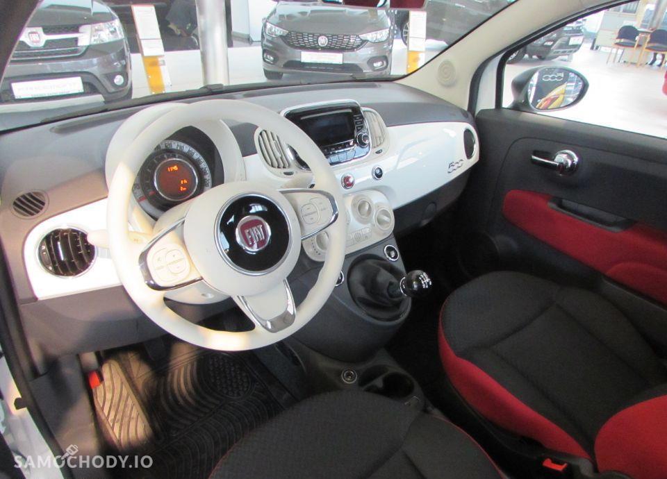 Fiat 500 1.2 69 KM Pop Największy wybór modeli od ręki! 4