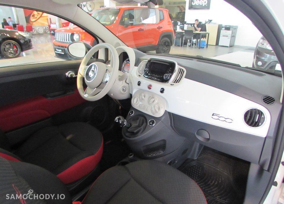 Fiat 500 1.2 69 KM Pop Największy wybór modeli od ręki! 7