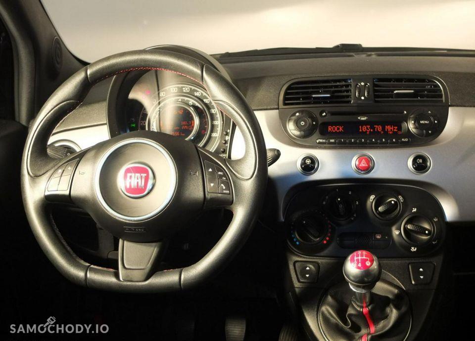 Fiat 500 Sport Salon Polska 7