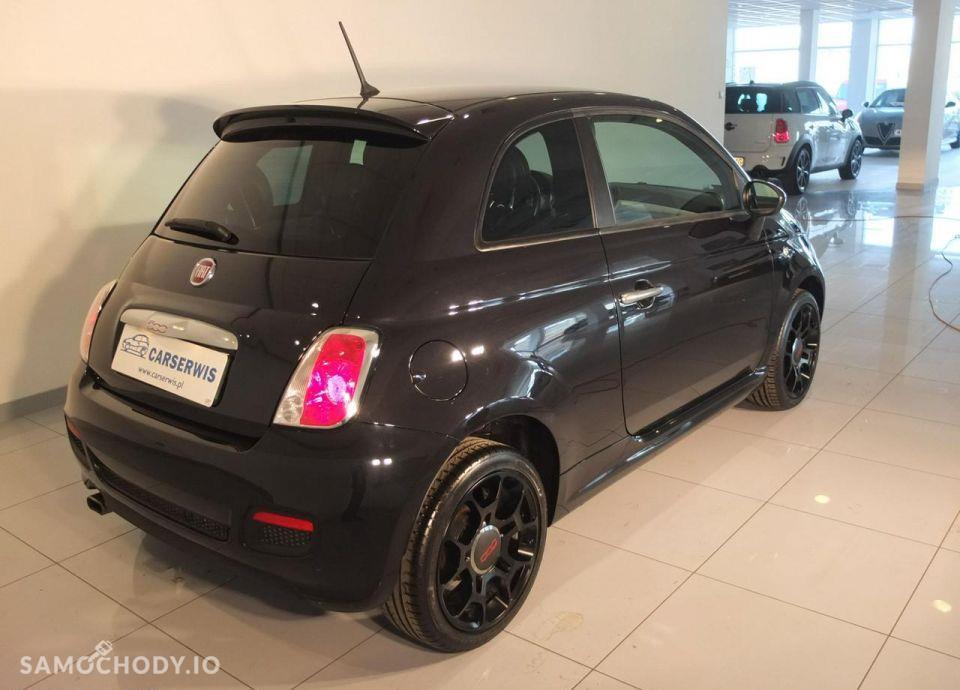 Fiat 500 Sport Salon Polska 16