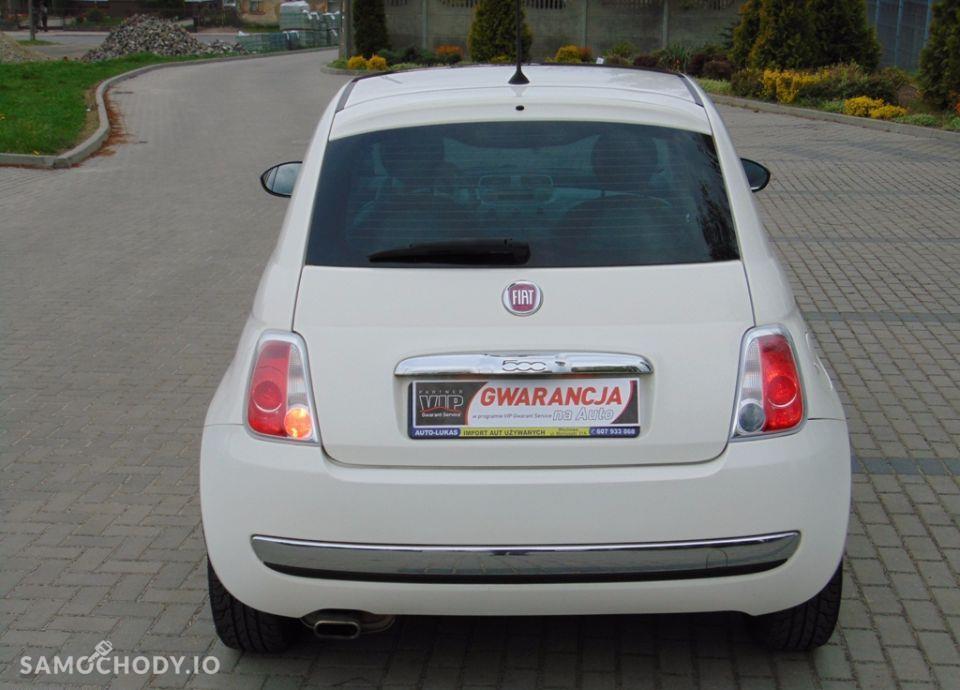 Fiat 500 PANORAMADACH / Klimatyzacja / GWARANCJA / Sprowadzony 7