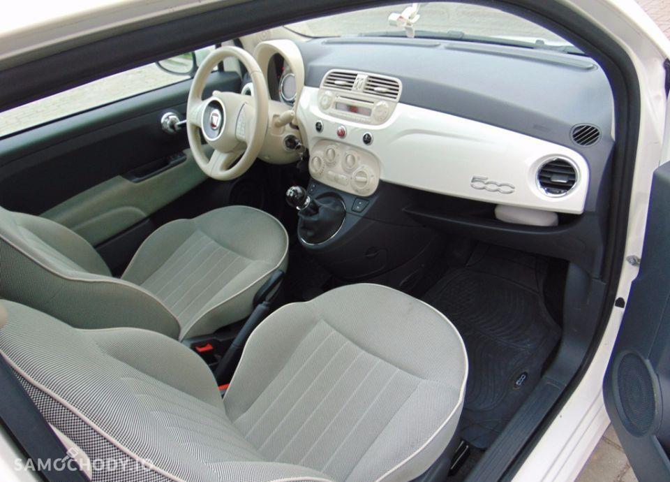 Fiat 500 PANORAMADACH / Klimatyzacja / GWARANCJA / Sprowadzony 106