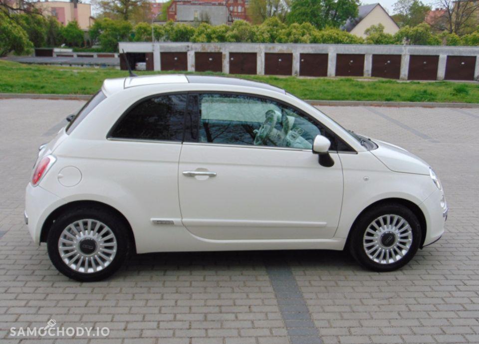 Fiat 500 PANORAMADACH / Klimatyzacja / GWARANCJA / Sprowadzony 46
