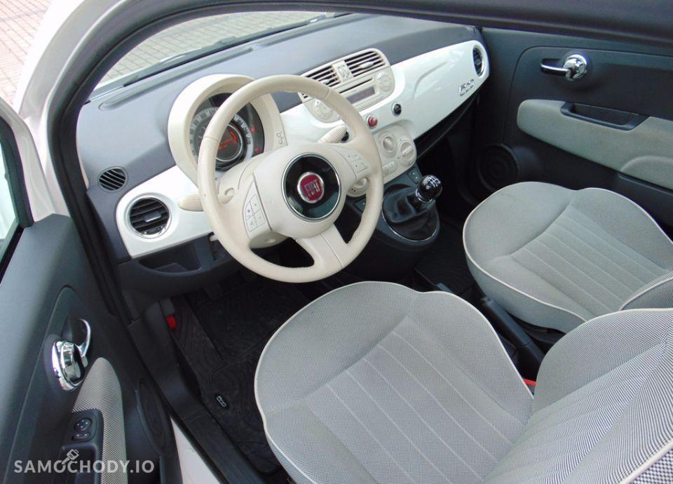 Fiat 500 PANORAMADACH / Klimatyzacja / GWARANCJA / Sprowadzony 22