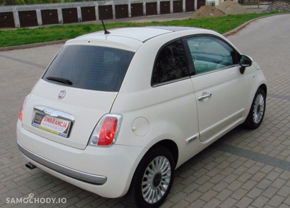 Fiat 500 PANORAMADACH / Klimatyzacja / GWARANCJA / Sprowadzony 67