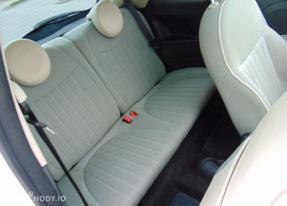Fiat 500 PANORAMADACH / Klimatyzacja / GWARANCJA / Sprowadzony 92