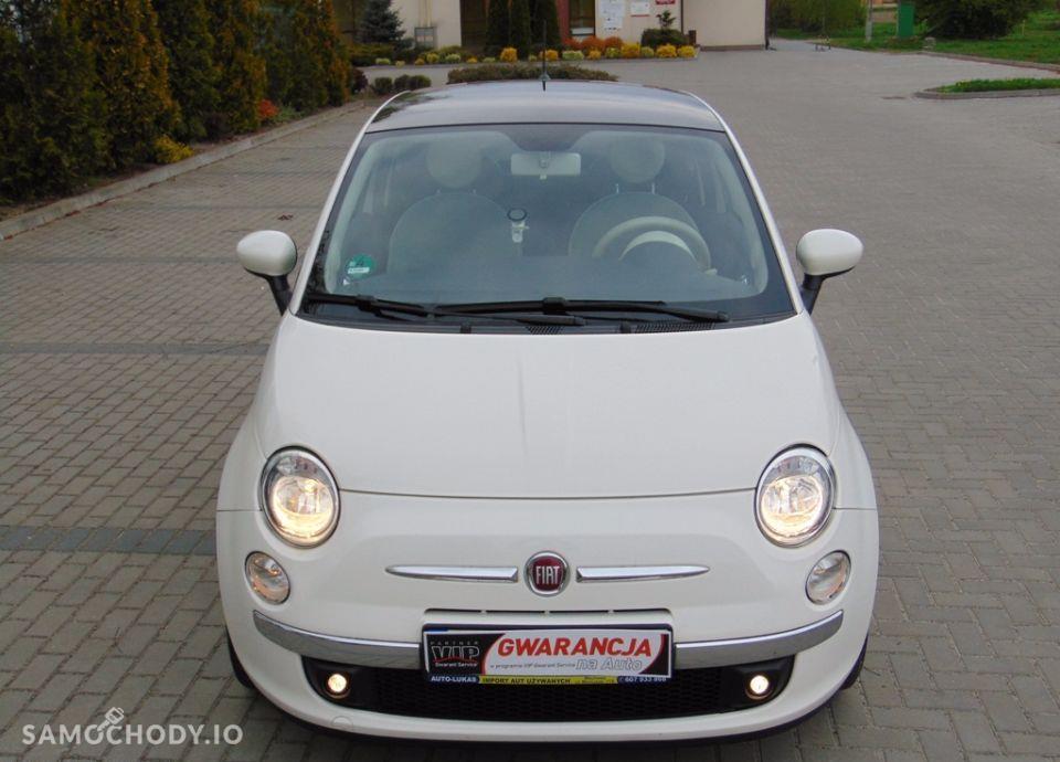 Fiat 500 PANORAMADACH / Klimatyzacja / GWARANCJA / Sprowadzony 11