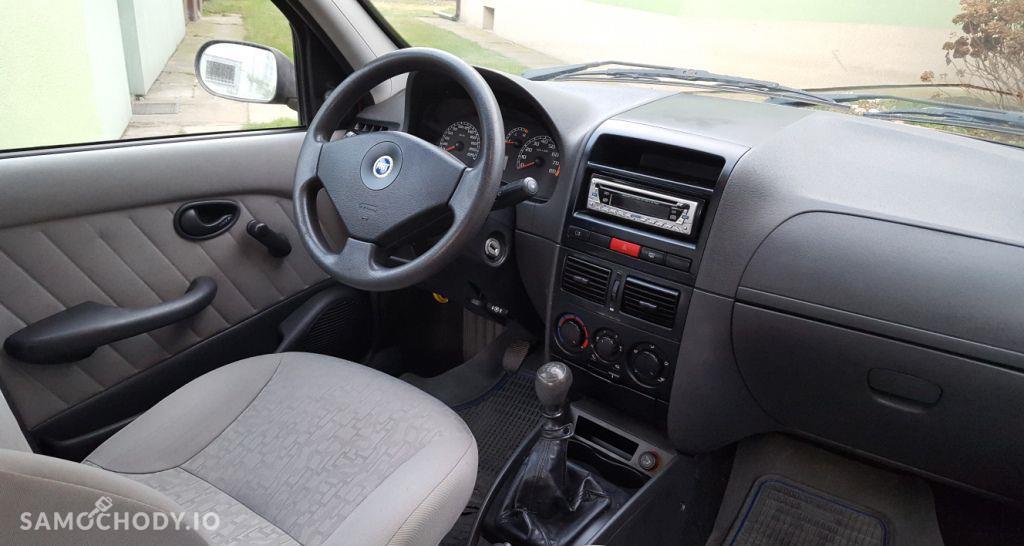 Fiat Albea 1 Właściciel 1.4 benzyna 143 tyś km 37