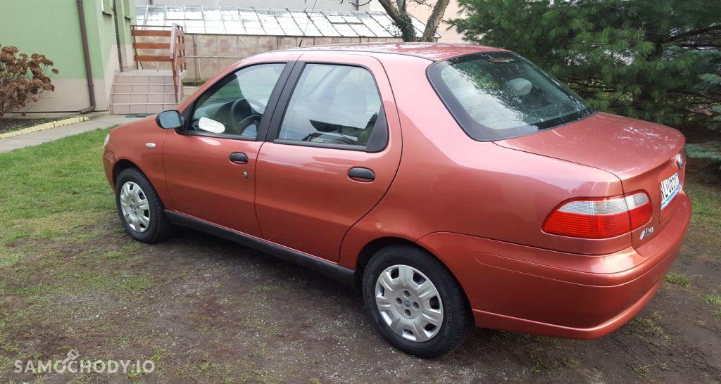 Fiat Albea 1 Właściciel 1.4 benzyna 143 tyś km 22