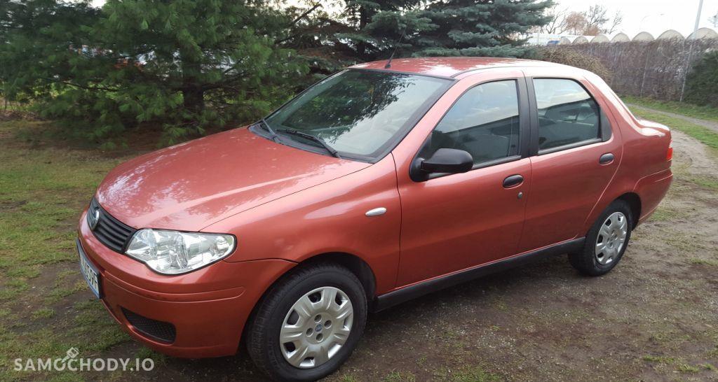 Fiat Albea 1 Właściciel 1.4 benzyna 143 tyś km 67