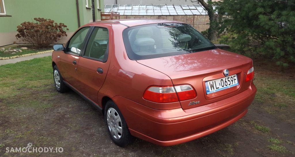 Fiat Albea 1 Właściciel 1.4 benzyna 143 tyś km 16