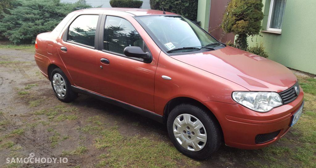 Fiat Albea 1 Właściciel 1.4 benzyna 143 tyś km 56