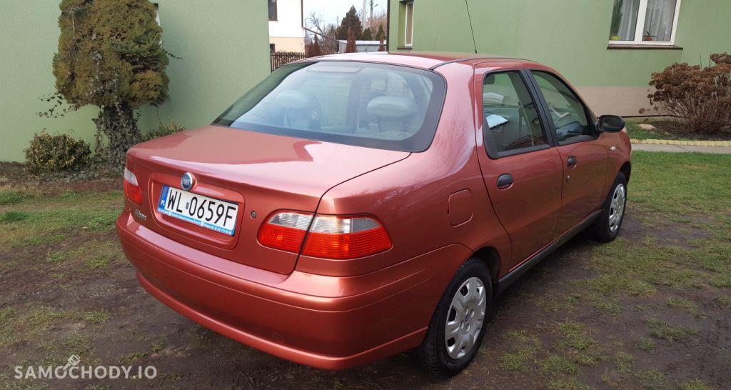 Fiat Albea 1 Właściciel 1.4 benzyna 143 tyś km 7
