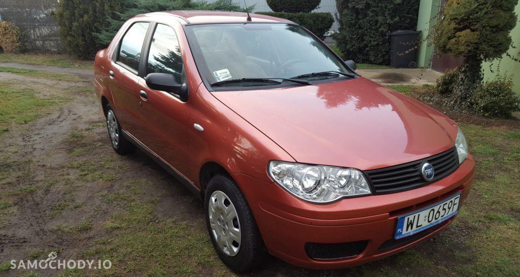 Fiat Albea 1 Właściciel 1.4 benzyna 143 tyś km 4