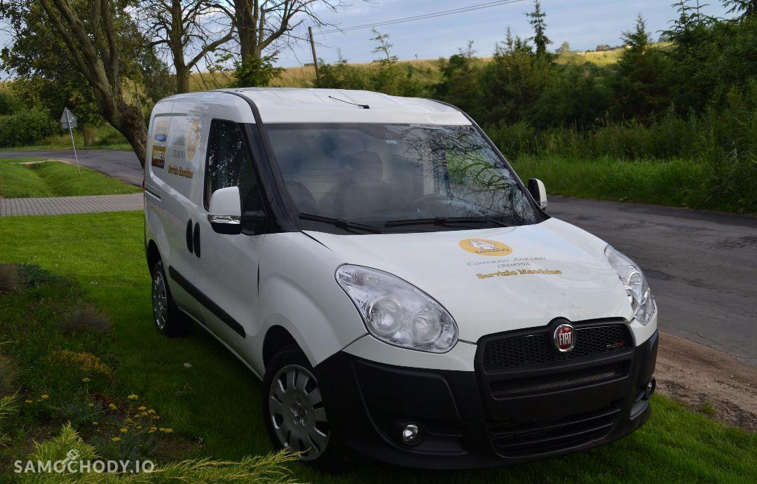 Fiat Doblo Doblo 1.6 diesel jak nowy! 2