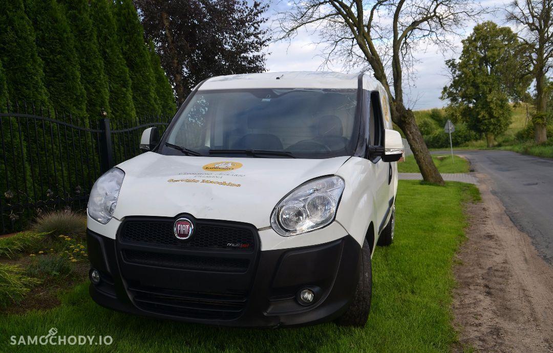 Fiat Doblo Doblo 1.6 diesel jak nowy! 7