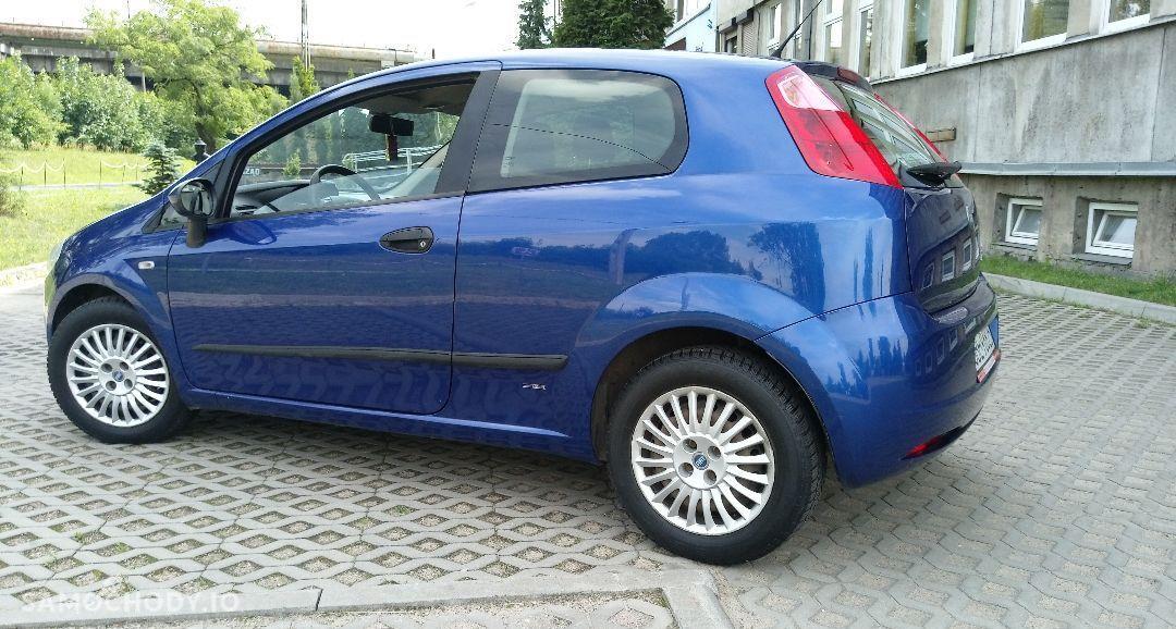 Fiat Grande Punto 1.4 benzyna krajowy, 100% bezwypadkowy, zdrowy ! 4