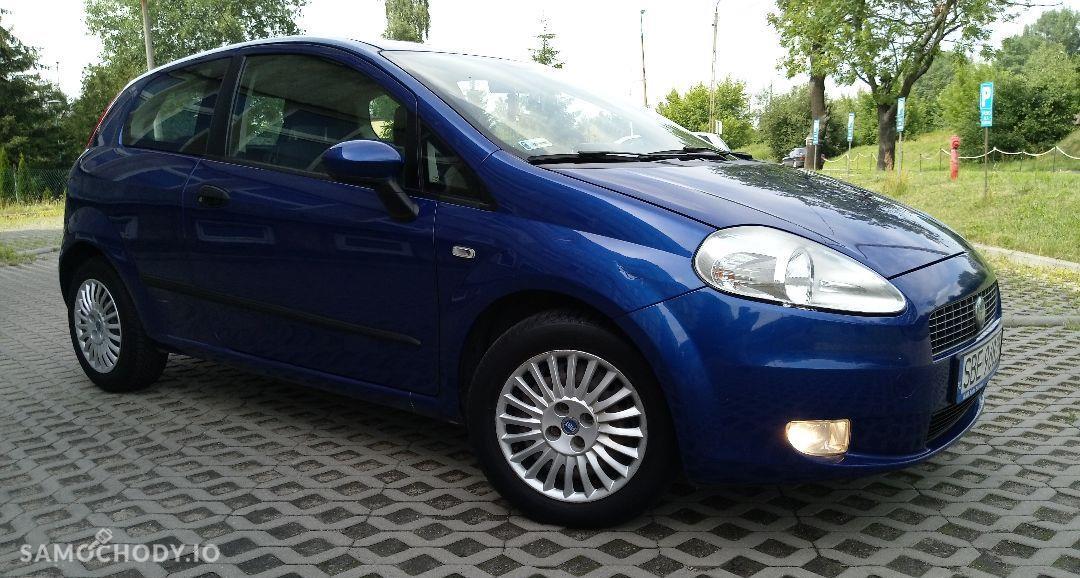 Fiat Grande Punto 1.4 benzyna krajowy, 100% bezwypadkowy, zdrowy ! 7
