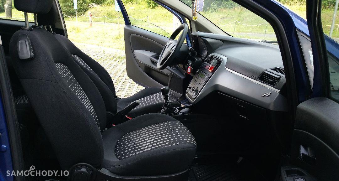 Fiat Grande Punto 1.4 benzyna krajowy, 100% bezwypadkowy, zdrowy ! 2