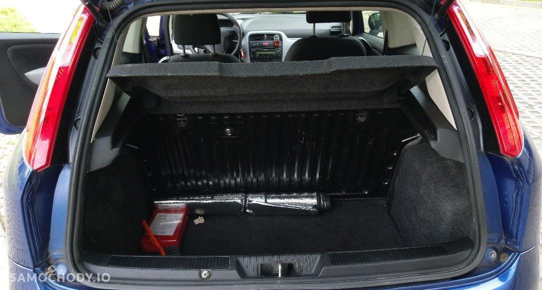 Fiat Grande Punto 1.4 benzyna krajowy, 100% bezwypadkowy, zdrowy ! 29