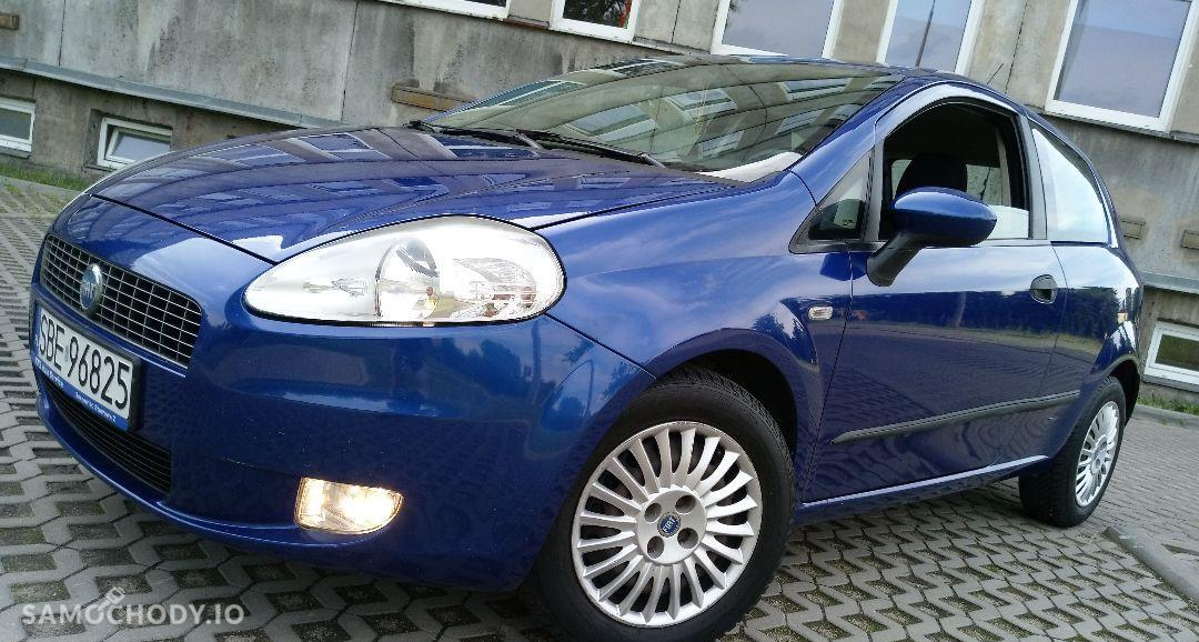 Fiat Grande Punto 1.4 benzyna krajowy, 100% bezwypadkowy, zdrowy ! 16