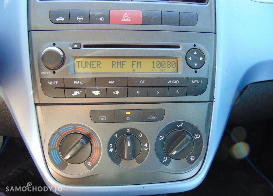 Fiat Grande Punto 1,4 B Klima! Alu! Serwia! Bezwypadkowy! Opłacony! rej. 256zł 56