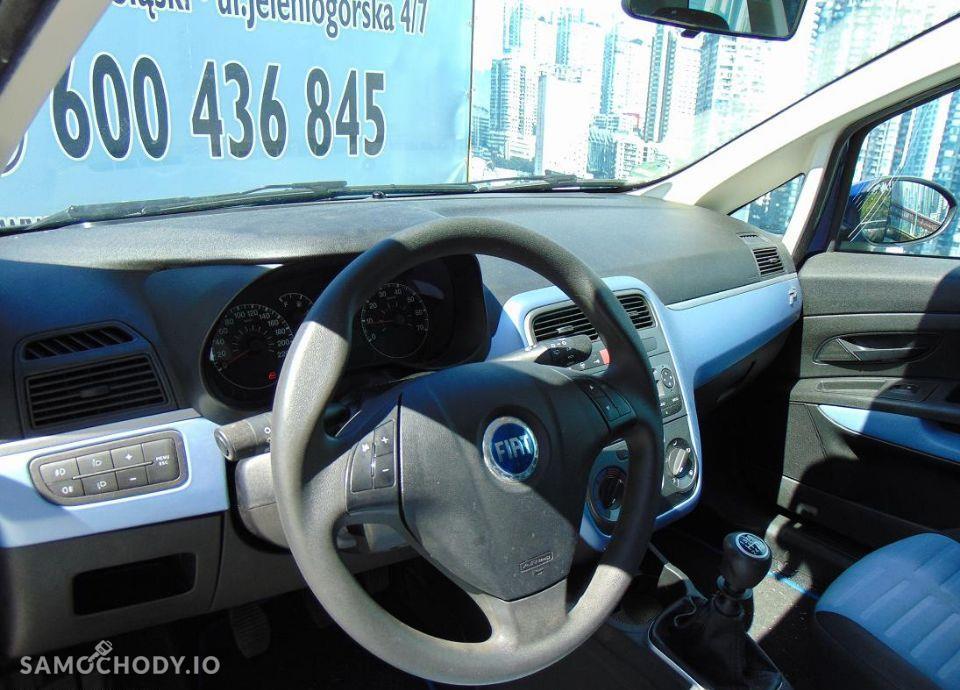 Fiat Grande Punto 1,4 B Klima! Alu! Serwia! Bezwypadkowy! Opłacony! rej. 256zł 22