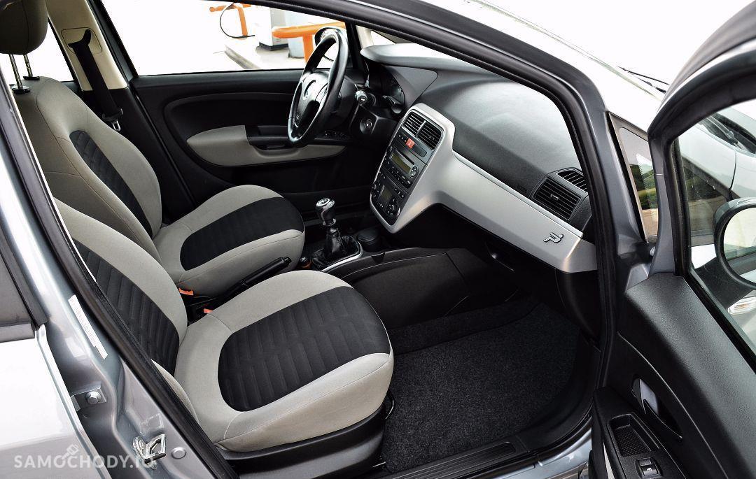 Fiat Grande Punto 1,4 benzyna*77KM*Climatronic*5drzwi*Komputer*Serwis*Niemcy 29
