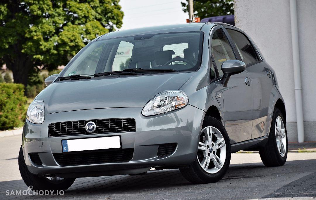 Fiat Grande Punto 1,4 benzyna*77KM*Climatronic*5drzwi*Komputer*Serwis*Niemcy 79