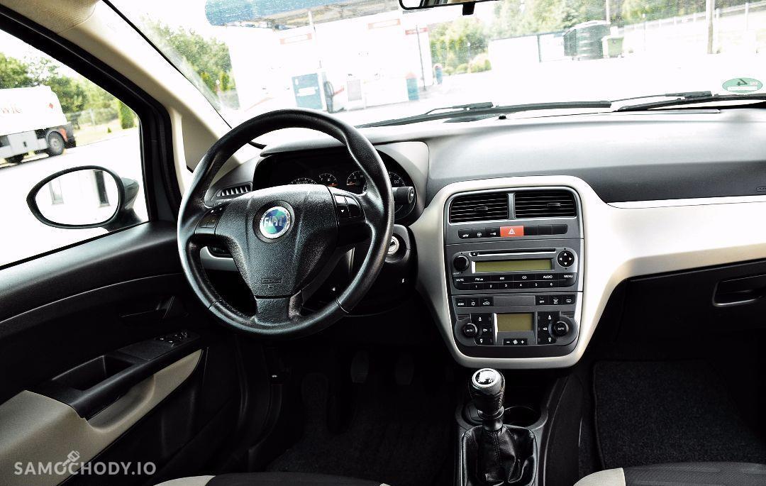 Fiat Grande Punto 1,4 benzyna*77KM*Climatronic*5drzwi*Komputer*Serwis*Niemcy 11