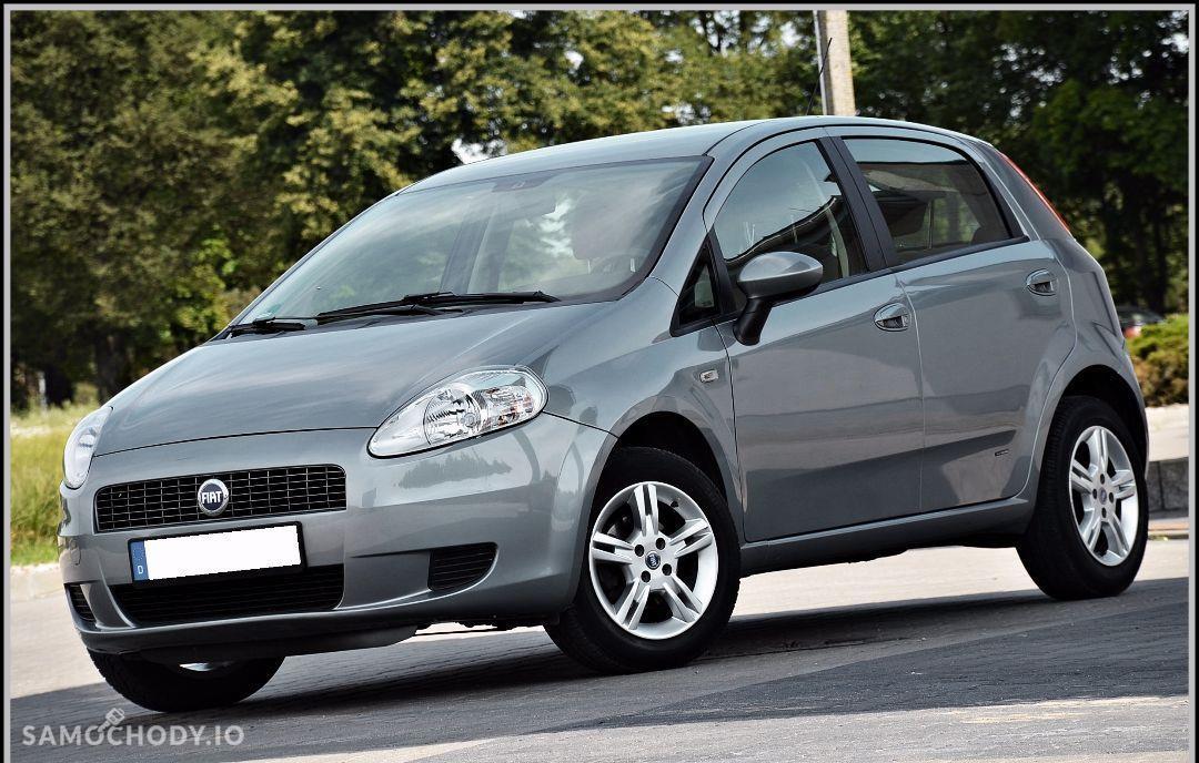 Fiat Grande Punto 1,4 benzyna*77KM*Climatronic*5drzwi*Komputer*Serwis*Niemcy 1