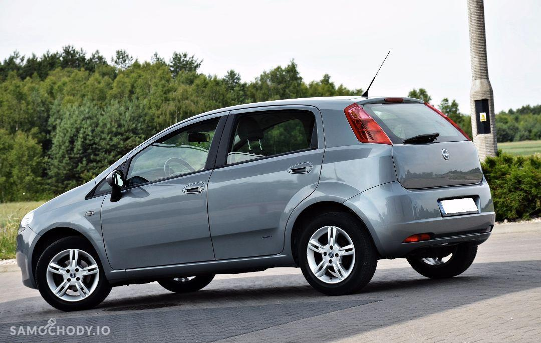 Fiat Grande Punto 1,4 benzyna*77KM*Climatronic*5drzwi*Komputer*Serwis*Niemcy 4