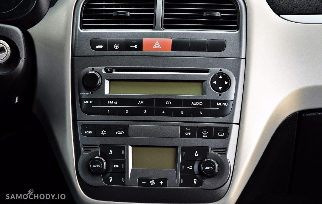 Fiat Grande Punto 1,4 benzyna*77KM*Climatronic*5drzwi*Komputer*Serwis*Niemcy 56