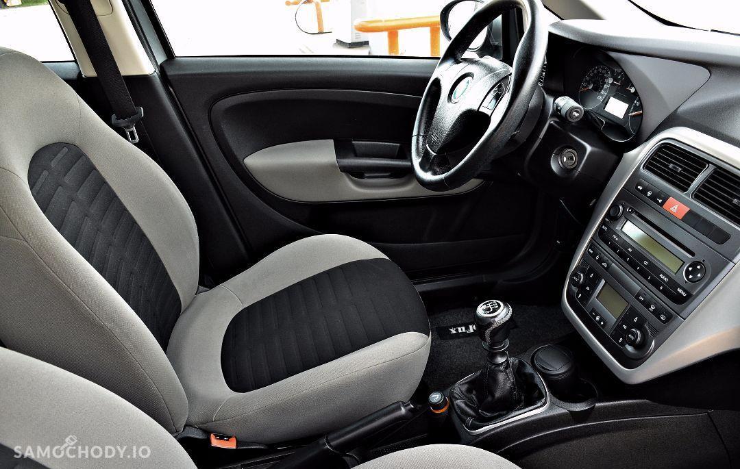 Fiat Grande Punto 1,4 benzyna*77KM*Climatronic*5drzwi*Komputer*Serwis*Niemcy 37