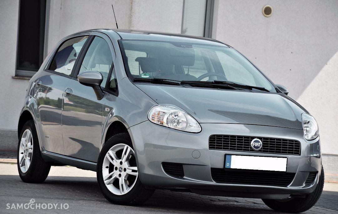 Fiat Grande Punto 1,4 benzyna*77KM*Climatronic*5drzwi*Komputer*Serwis*Niemcy 92