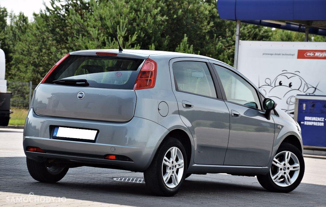 Fiat Grande Punto 1,4 benzyna*77KM*Climatronic*5drzwi*Komputer*Serwis*Niemcy 7