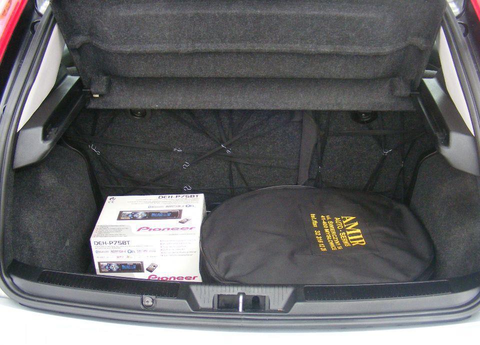 Fiat Grande Punto 1.4 LPG, 5 drzwi, klima, radio CD, zarejestrowane 56