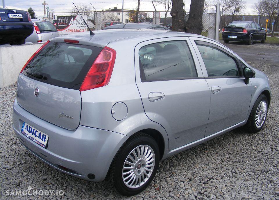 Fiat Grande Punto 1.4 LPG, 5 drzwi, klima, radio CD, zarejestrowane 11