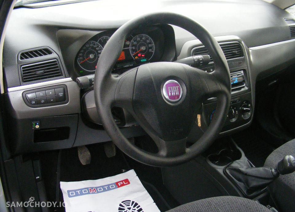 Fiat Grande Punto 1.4 LPG, 5 drzwi, klima, radio CD, zarejestrowane 37