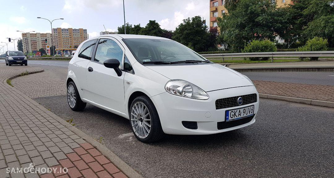Fiat Grande Punto 1.3 Mjet / Alufelgi OZ / Zadbany / Okazja !! 2