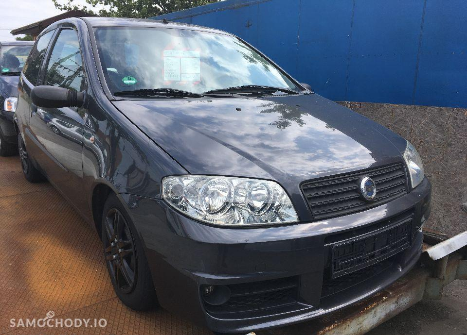 Fiat Punto __ 2003r / 2004r __ szary metalik _ piękny 56