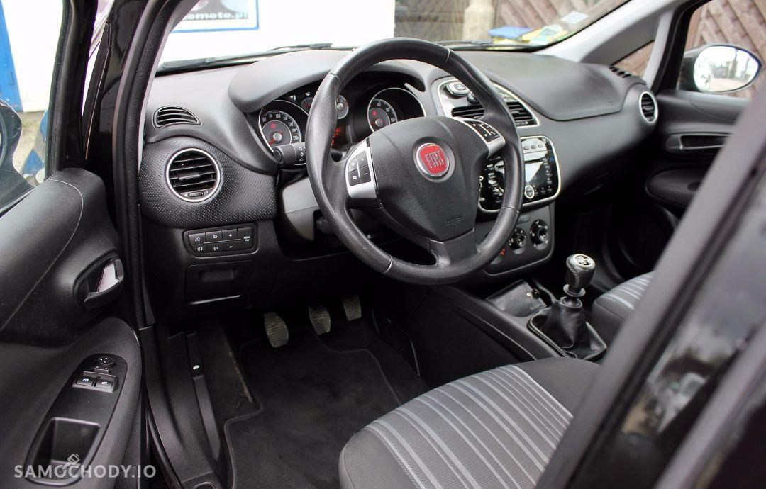 Fiat Punto Evo 1.2 Benzyna Klima Alu Start Stop Komputer 92 tyś/km 11