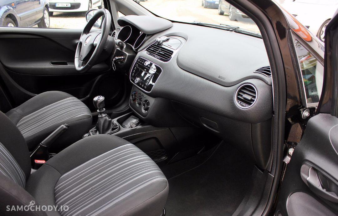 Fiat Punto Evo 1.2 Benzyna Klima Alu Start Stop Komputer 92 tyś/km 16