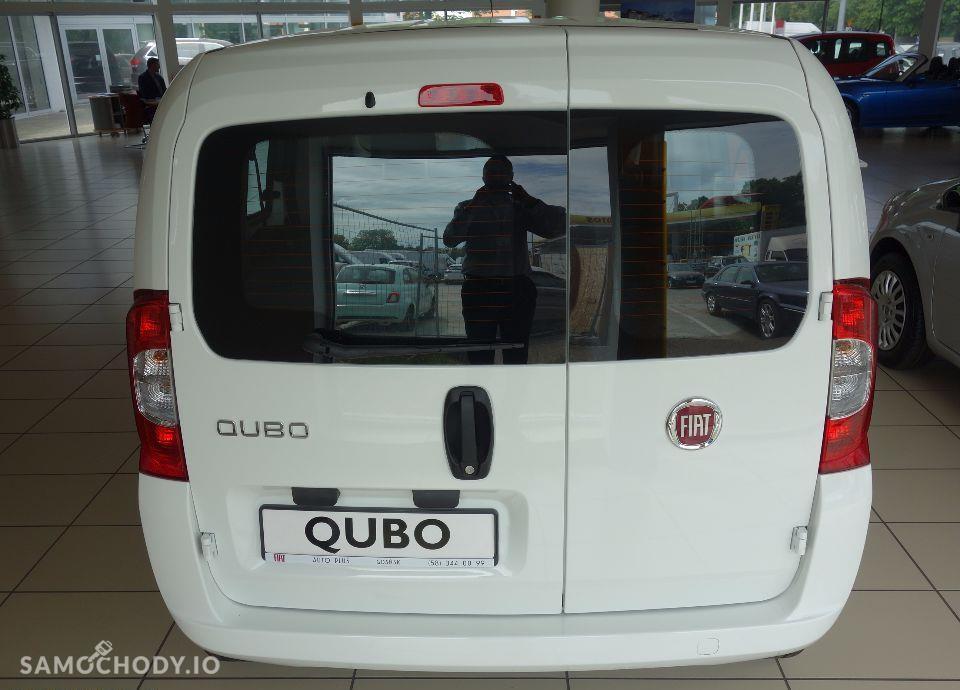 Fiat Qubo Lounge 1.4 77 KM Auto Plus Gdańsk 2017 16