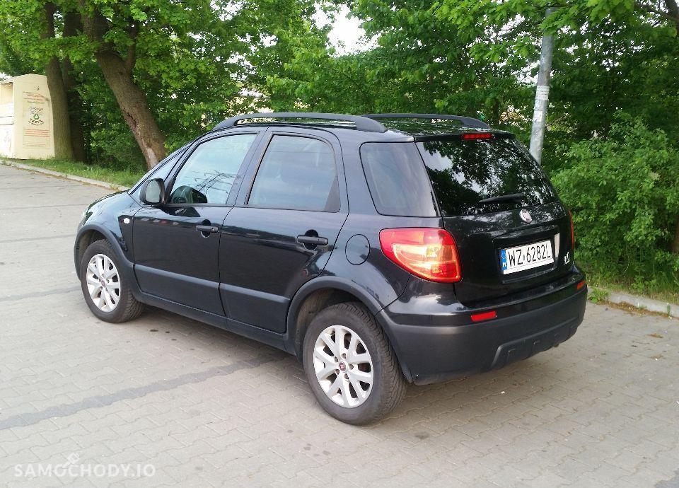 Fiat Sedici Fiat Sedici 2.0 DIESEL 4X4 SALON POLSKA 2009 7
