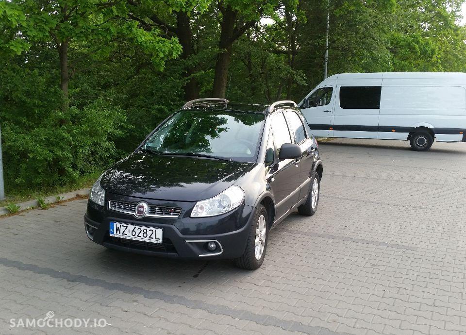 Fiat Sedici Fiat Sedici 2.0 DIESEL 4X4 SALON POLSKA 2009 1