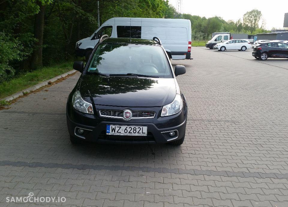 Fiat Sedici Fiat Sedici 2.0 DIESEL 4X4 SALON POLSKA 2009 2