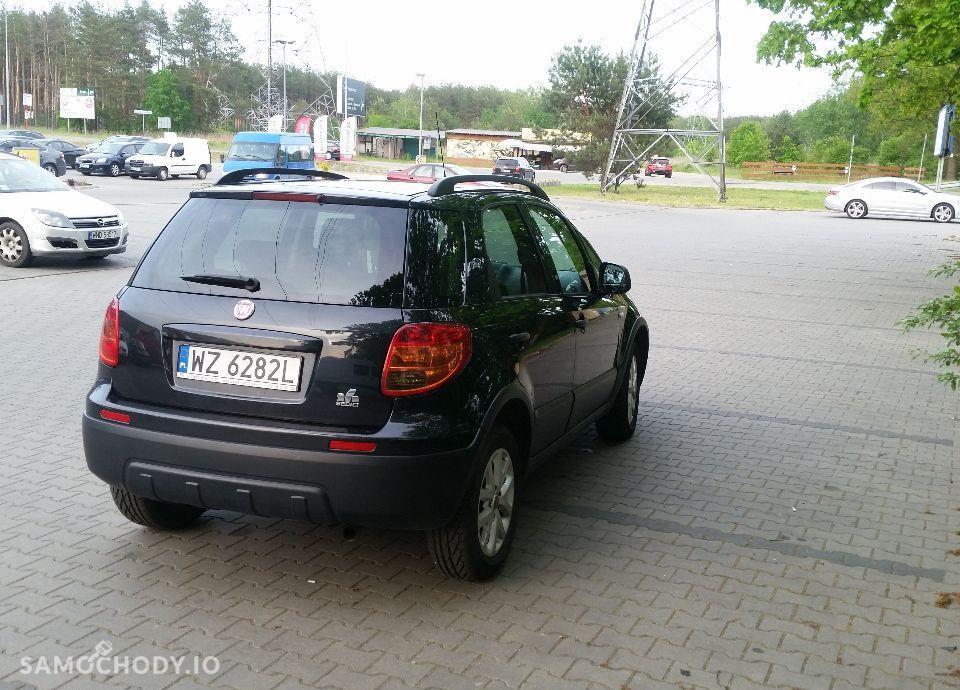 Fiat Sedici Fiat Sedici 2.0 DIESEL 4X4 SALON POLSKA 2009 11