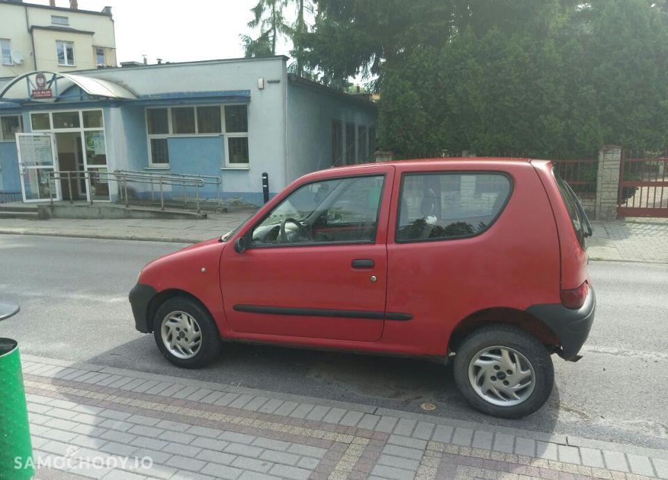 Fiat Seicento Seicento 1.1 MPi +sekwencja 1