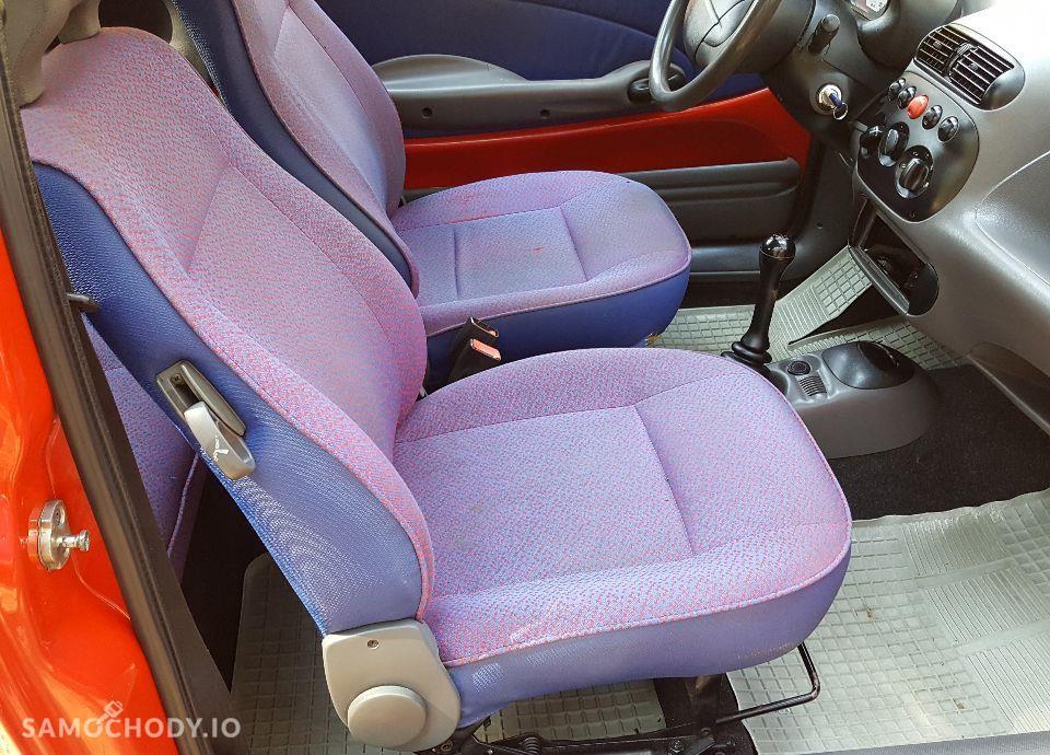 Fiat Seicento 0.9, Zdrowa Blacha, 2 KPL Kół 37